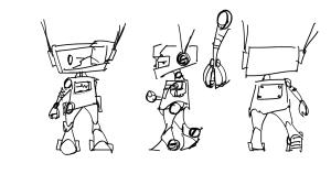 Tiny Robot (ver. 1)