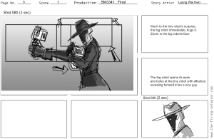 storyboard new 3.5 ending