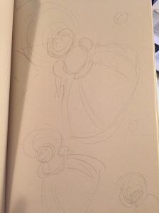 Pencil Draft