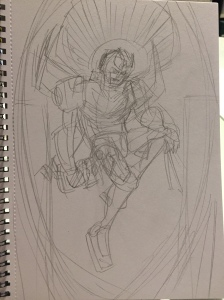 Pencil Draft