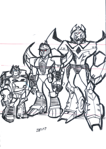 Main Crew